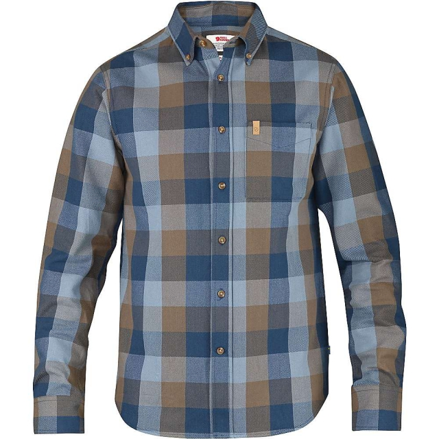 Fjallraven - Men's Ovik Big Check LS Shirt