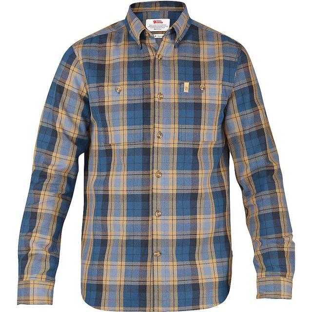 Fjallraven - Men's Kiruna Heavy Twill LS Shirt