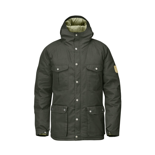 Fjallraven - - Greenland Down Jacket