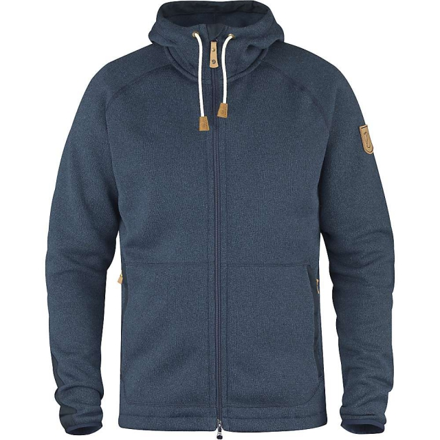 Fjallraven - Men's Ovik Fleece Hoodie