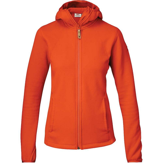 Fjallraven - Women's Abisko Trail Fleece Hoodie