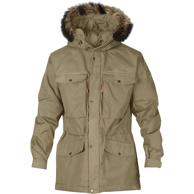 Fjallraven - Men's Sarek Winter Jacket