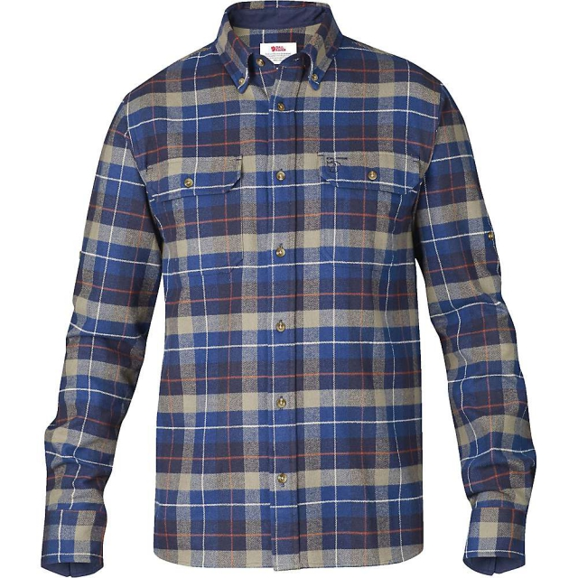 Fjallraven - Men's Singi Heavy Flannel Shirt
