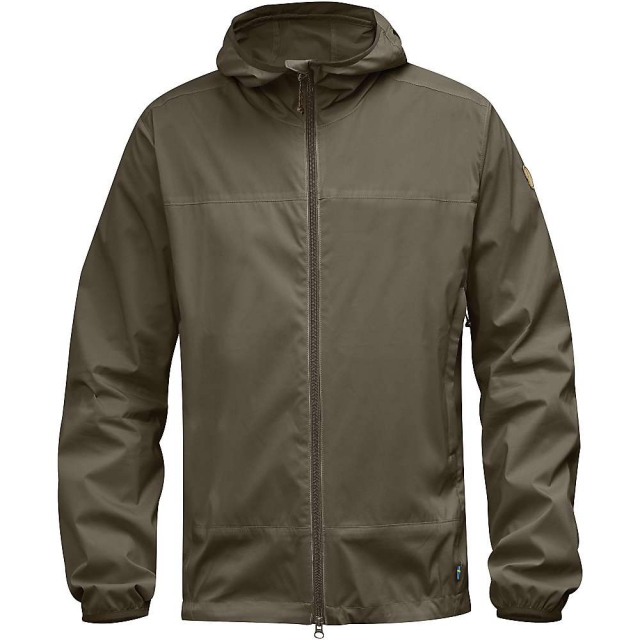 Fjallraven - Men's Abisko Windbreaker Jacket