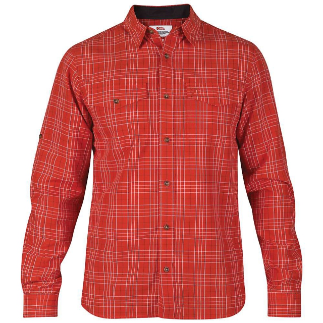 Fjallraven - Men's Abisko Cool Long Sleeve Shirt
