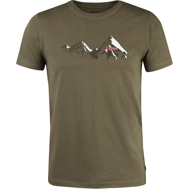 Fjallraven - Men's Classic Mountain T-Shirt