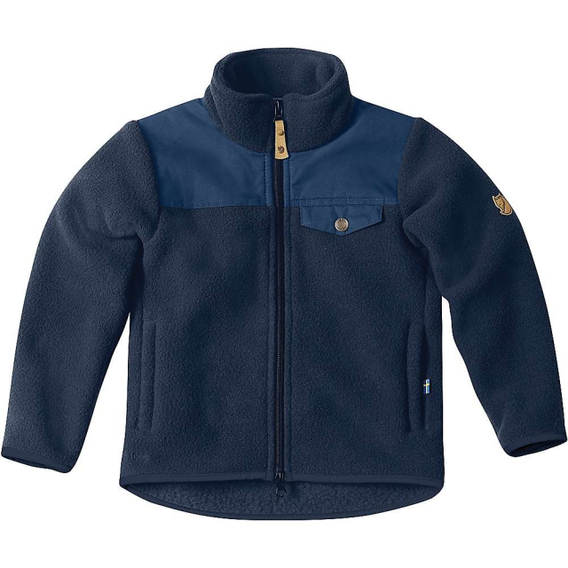 Fjallraven - Kid's Sarek Fleece Jacket