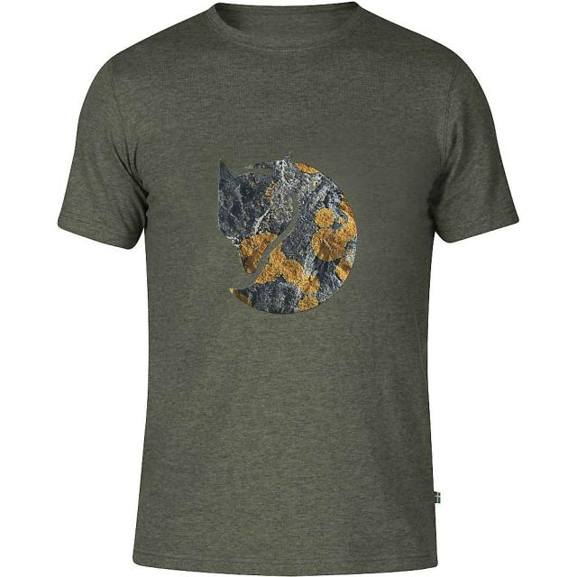 Fjallraven - Men's Rock Logo T-Shirt