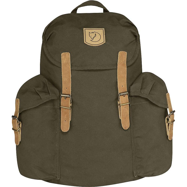 Fjallraven - Ovik 15 Backpack, Deep Red