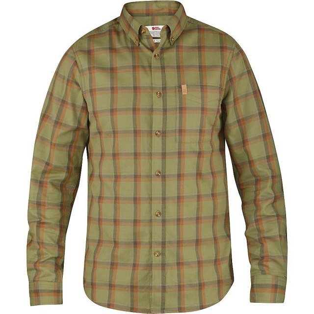 Fjallraven - Men's Ovik Flannel Long Sleeve Shirt