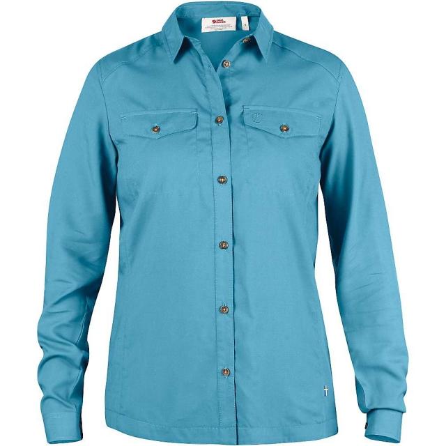 Fjallraven - Women's Abisko Vent LS Shirt