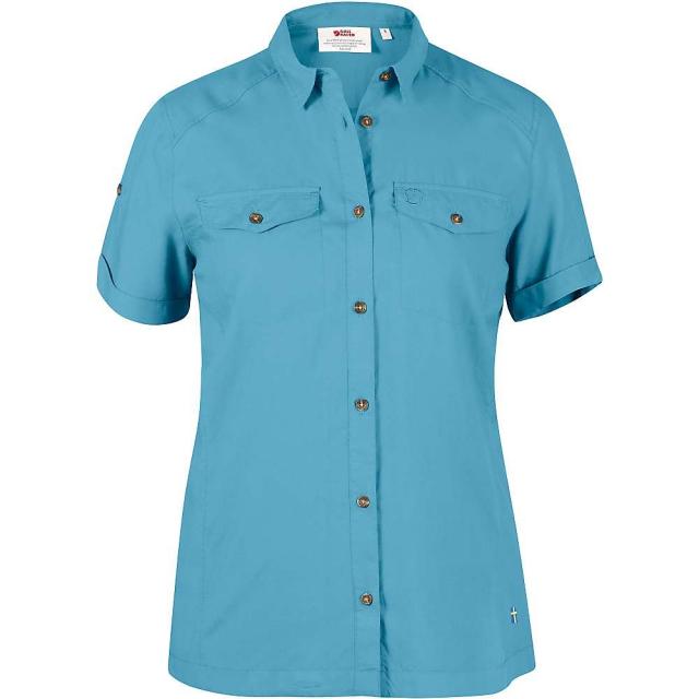 Fjallraven - Women's Abisko Vent SS Shirt