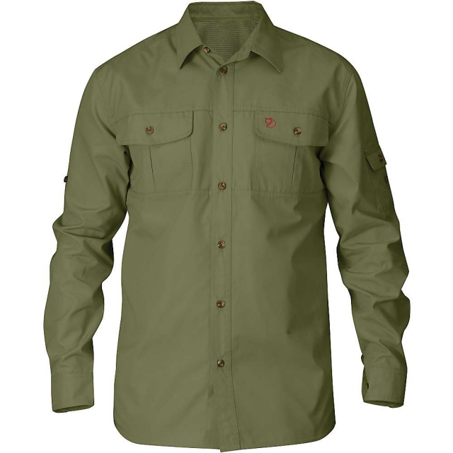 Fjallraven - Men's Sarek Trekking Shirt