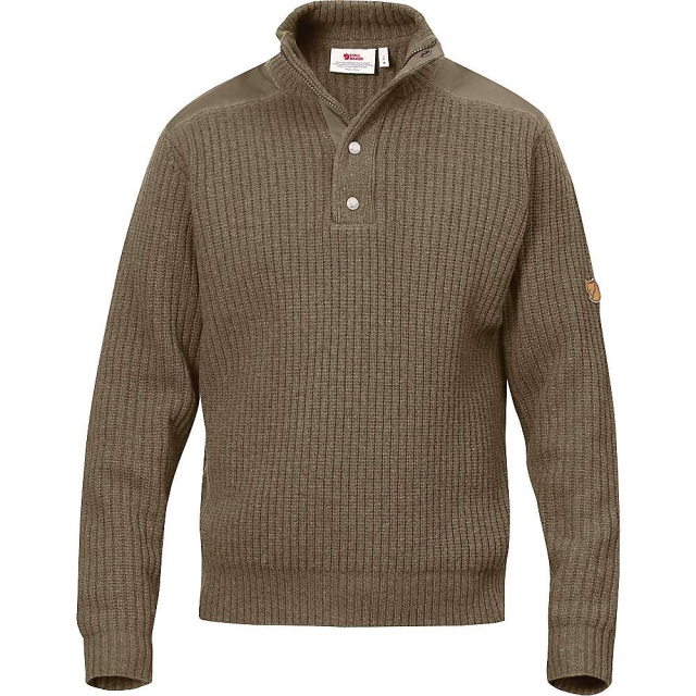 Fjallraven - Men's Varmland T-Neck Sweater
