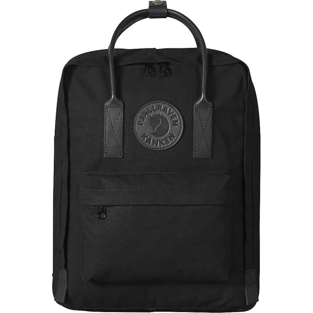 Fjallraven - Kanken No. 2 Black Backpack
