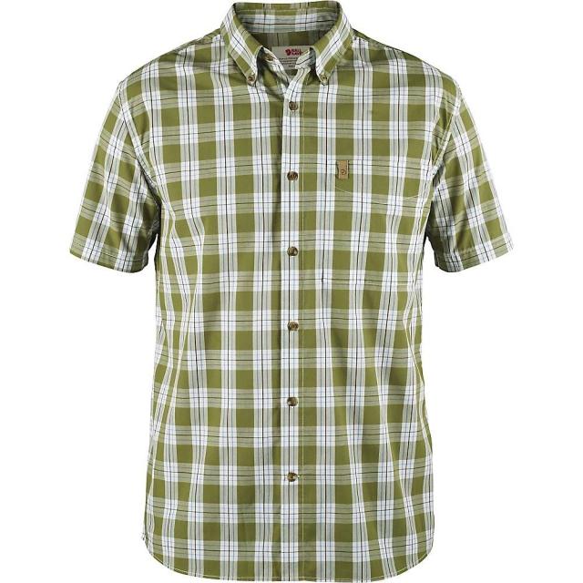 Fjallraven - Men's Ovik Button Down SS Shirt