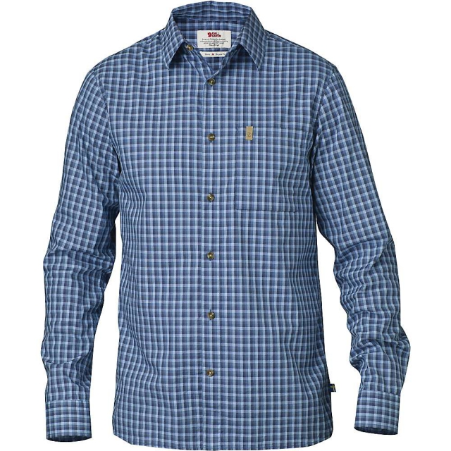 Fjallraven - Men's Kiruna LS Shirt