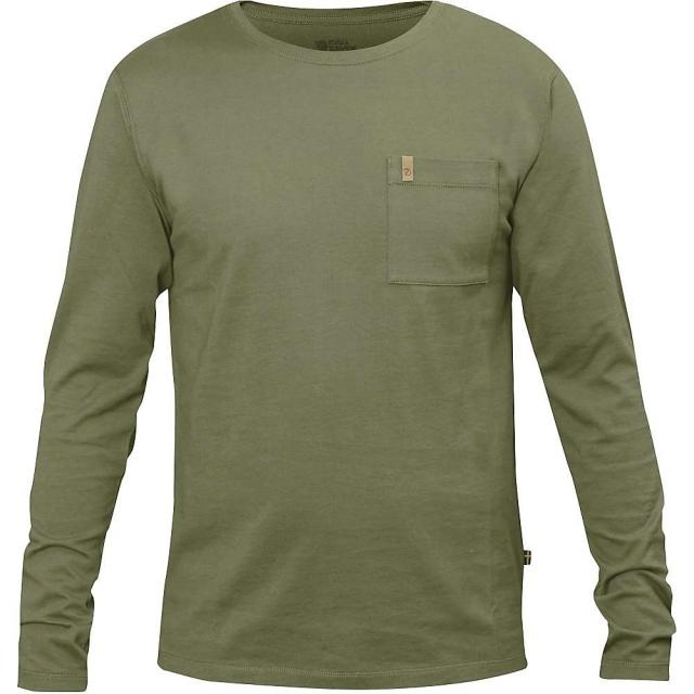 Fjallraven - Men's Ovik Pocket LS T-Shirt