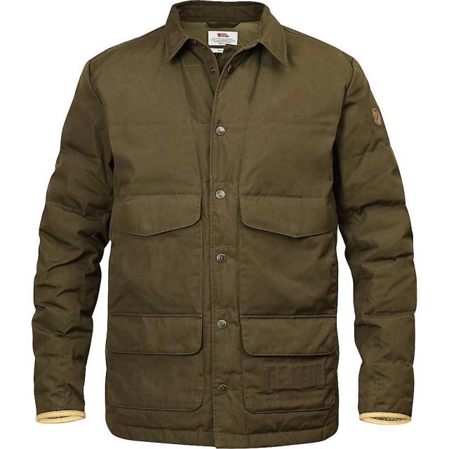 Fjallraven - Men's Sormland Down Shirt Jacket
