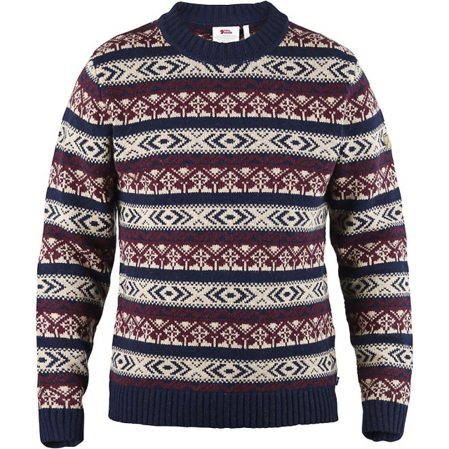 Fjallraven - Men's Ovik Folk Knit Sweater