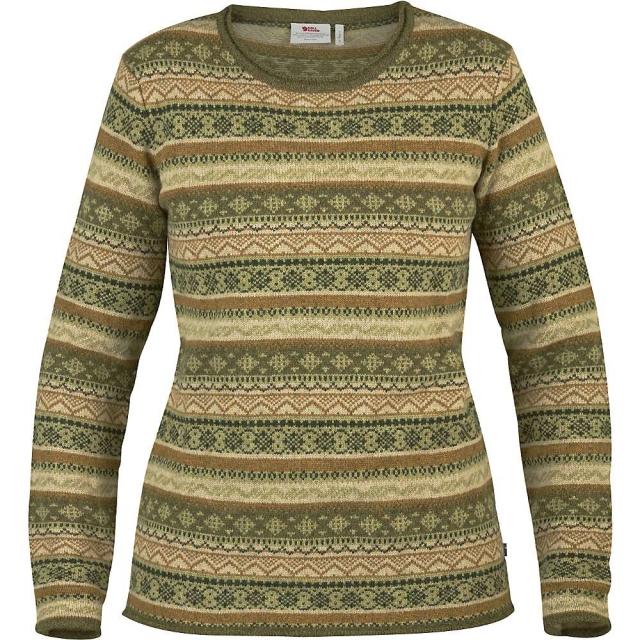 Fjallraven - Women's Ovik Folk Knit Sweater