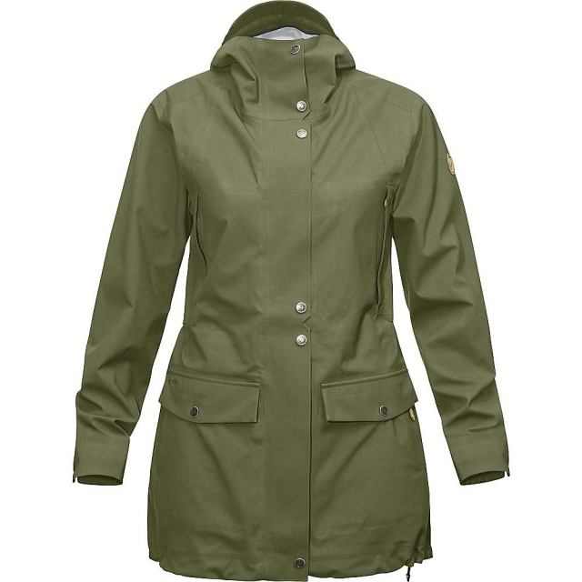 Fjallraven - Women's Ovik Eco-Shell Parka