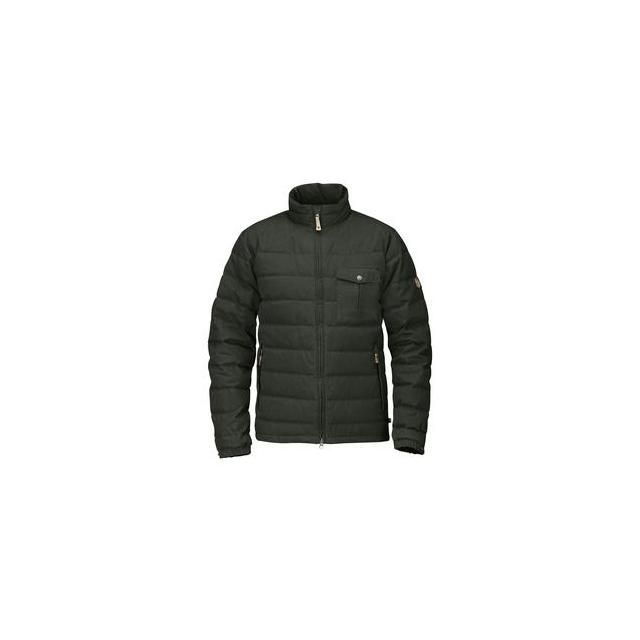 Fjallraven - Ovik Lite Jacket Men's, Mountain Grey, S