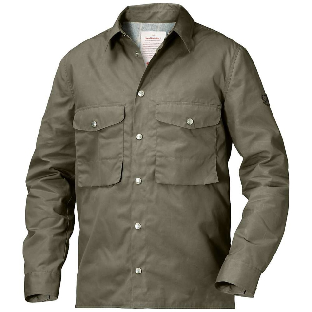 Fjallraven - Men's Lined Shirt No. 1