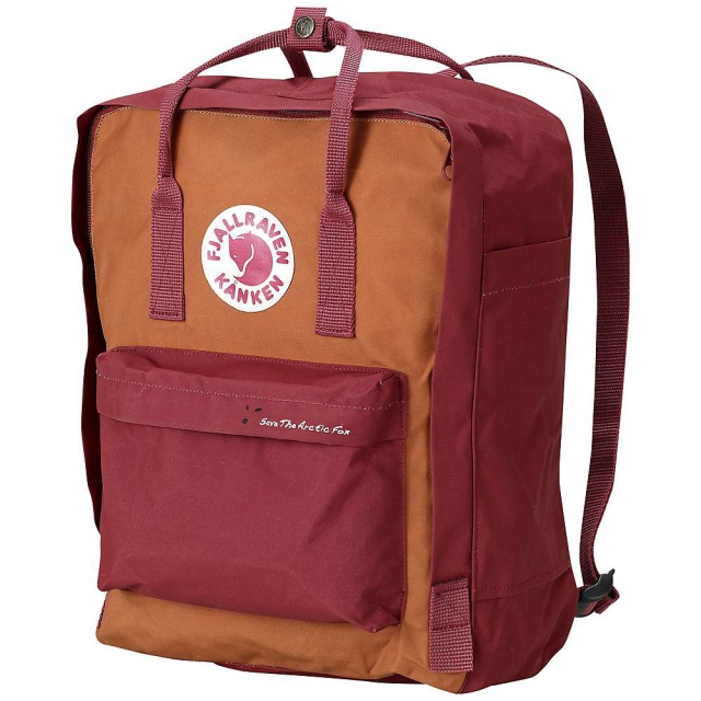 Fjallraven - Save the Arctic Fox Kanken
