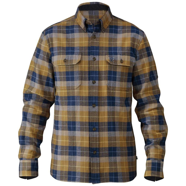 Fjallraven - Men's Sarek Heavy Flannel Shirt