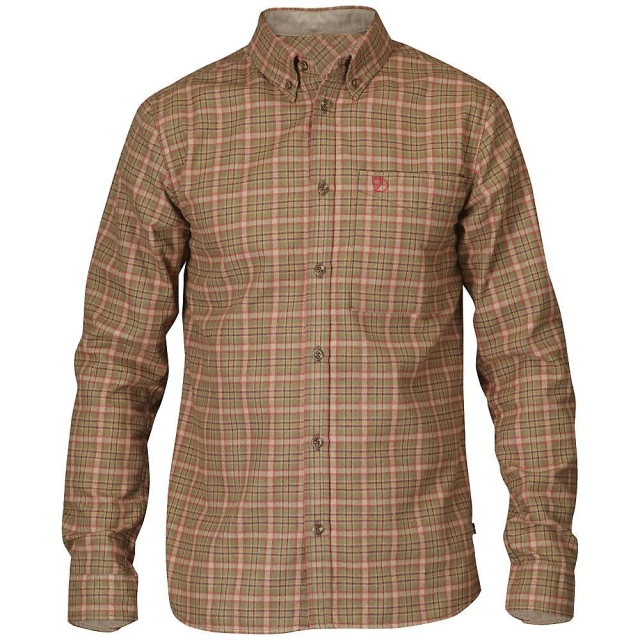 Fjallraven - Men's Stig Flannel Shirt