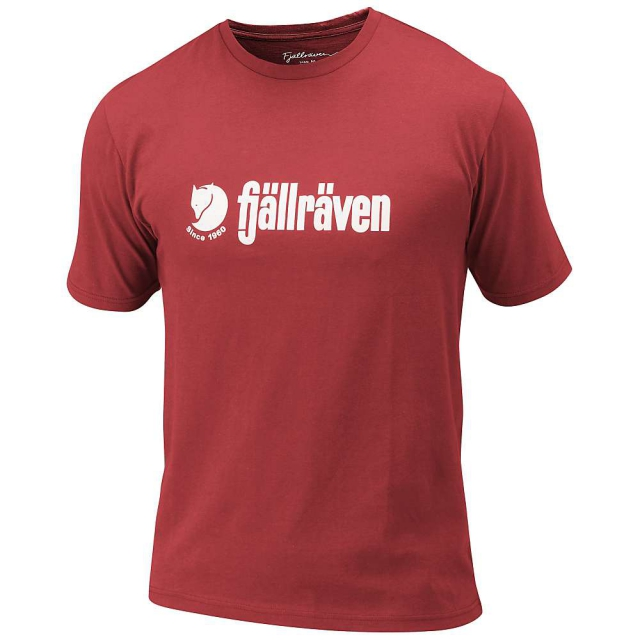 Fjallraven - Men's Retro Logo T-Shirt