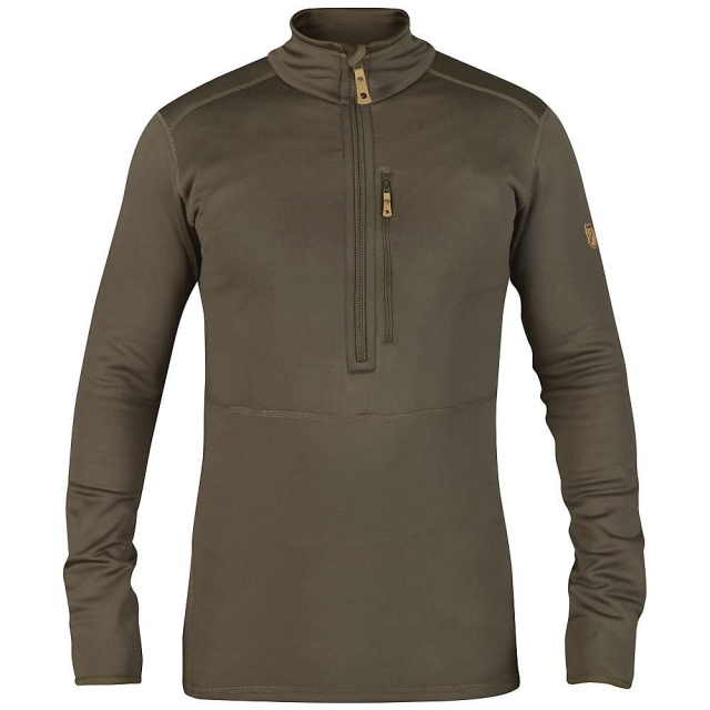 Fjallraven - Men's Keb Fleece Half Zip Jacket