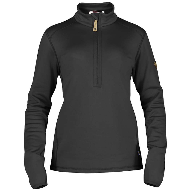 Fjallraven - Women's Keb Fleece Half Zip Jacket