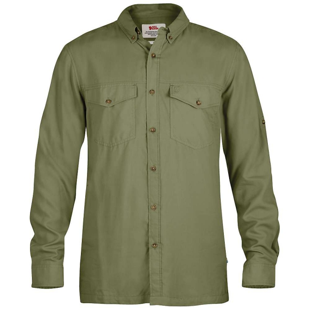 Fjallraven - Men's Abisko Vent Long Sleeve Shirt