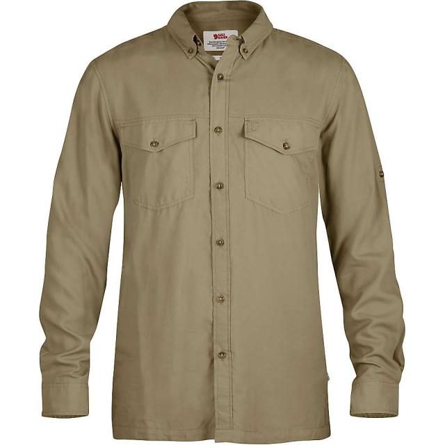 Fjallraven - Men's Abisko Vent Long Sleeve Shirt