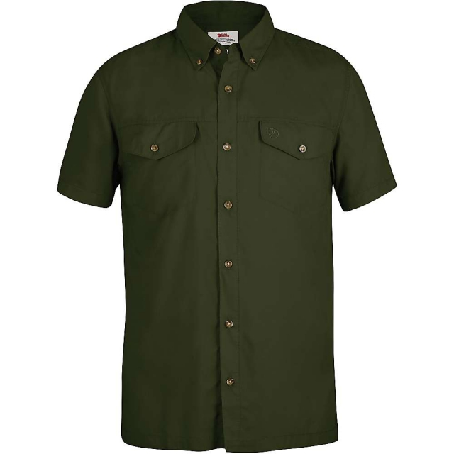 Fjallraven - Men's Abisko Vent SS Shirt