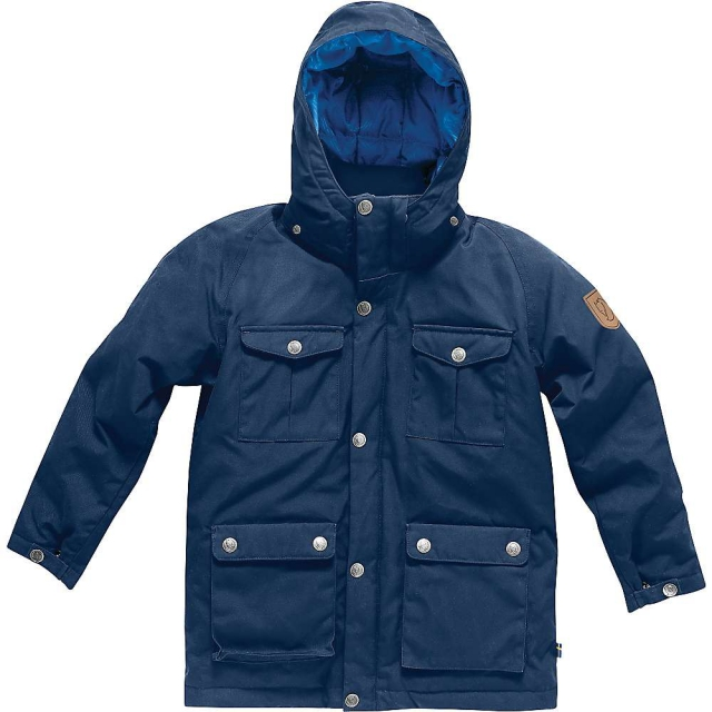 Fjallraven - Kids' Greenland Down Parka