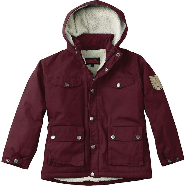 Fjallraven - Kids' Greenland Winter Jacket