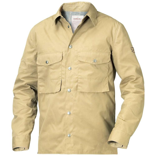 Fjallraven - Men's Lined Shirt No. 1