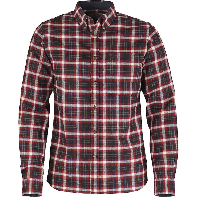 Fjallraven - Men's Stig Flannel Shirt