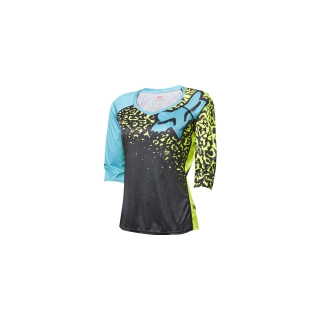 Fox Racing - Lynx 3/4 Sleeve Jersey - Women's