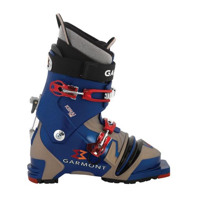 Garmont - - Kenai Telemark Ski Boot - 25 - Blue Grey Pearl