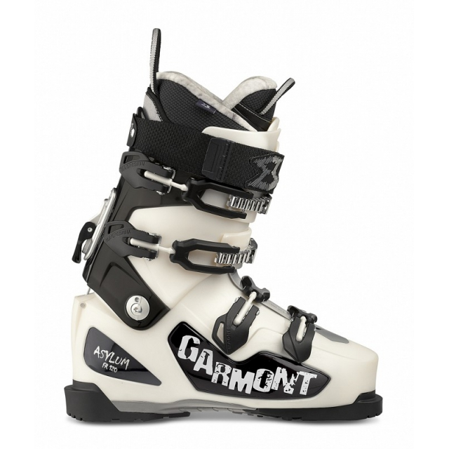 Garmont - - Asylum Alpine Boot Womens - 23.5 - Pearl Smoke