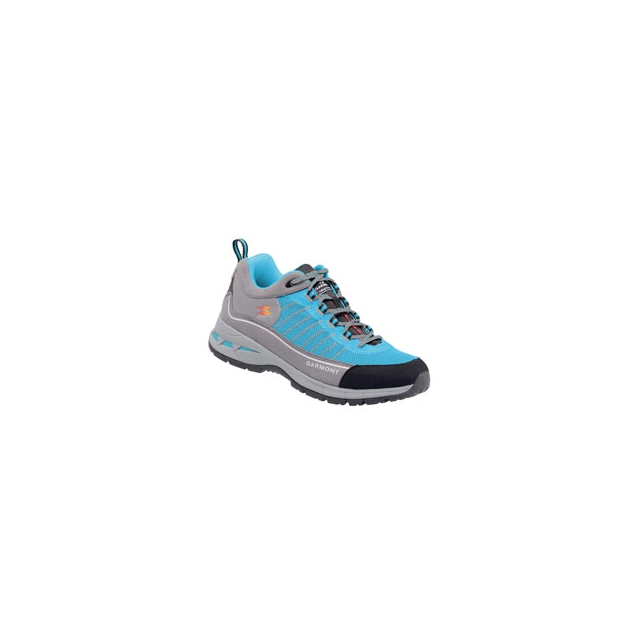 Garmont - Nagevi Vented Hiking Shoe - Women's - Steel/Turquoise In Size