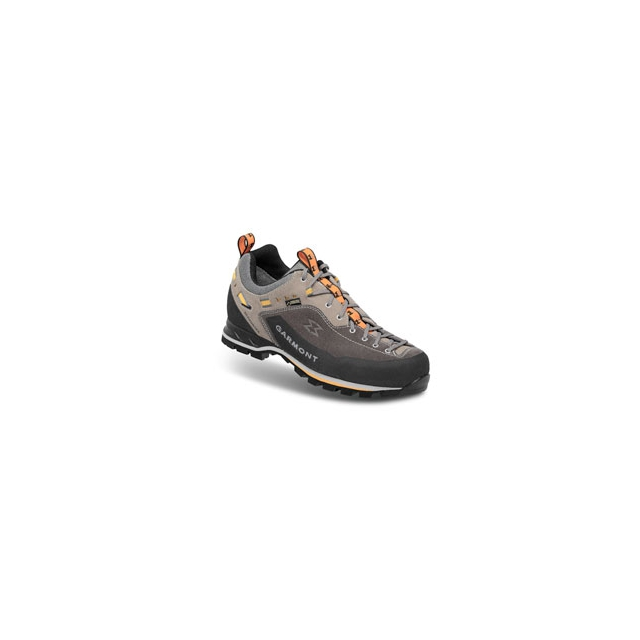 Garmont - Dragontail MNT GTX Approach Shoe - Men's - Shark/Taupe In Size