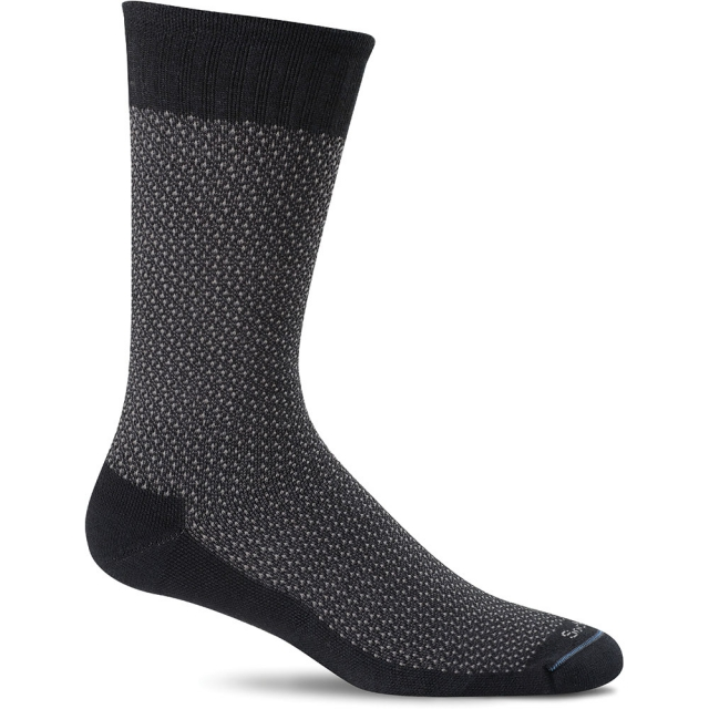 Goodhew - Jacked Up Compression Sock Mens - Black M/L