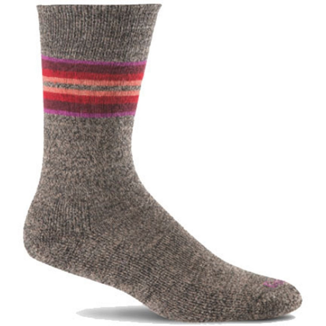 Goodhew - Hot Springs Sock Womens - Charcoal S/M