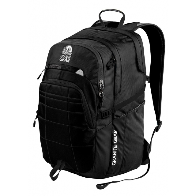 Granite Gear - Campus Buffalo Backpack - Black