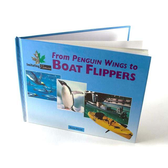 Hobie - Book, Penguin Boat Flippers